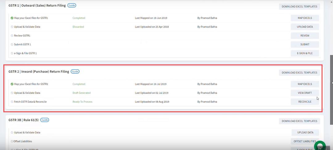 how to file gstr 9 in gst portal
