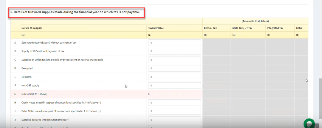 how to file gstr 9 in tally