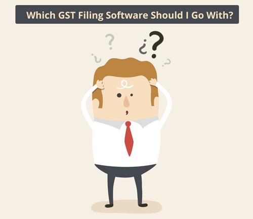 best gst filing software