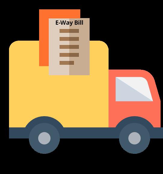 e-way bill generation