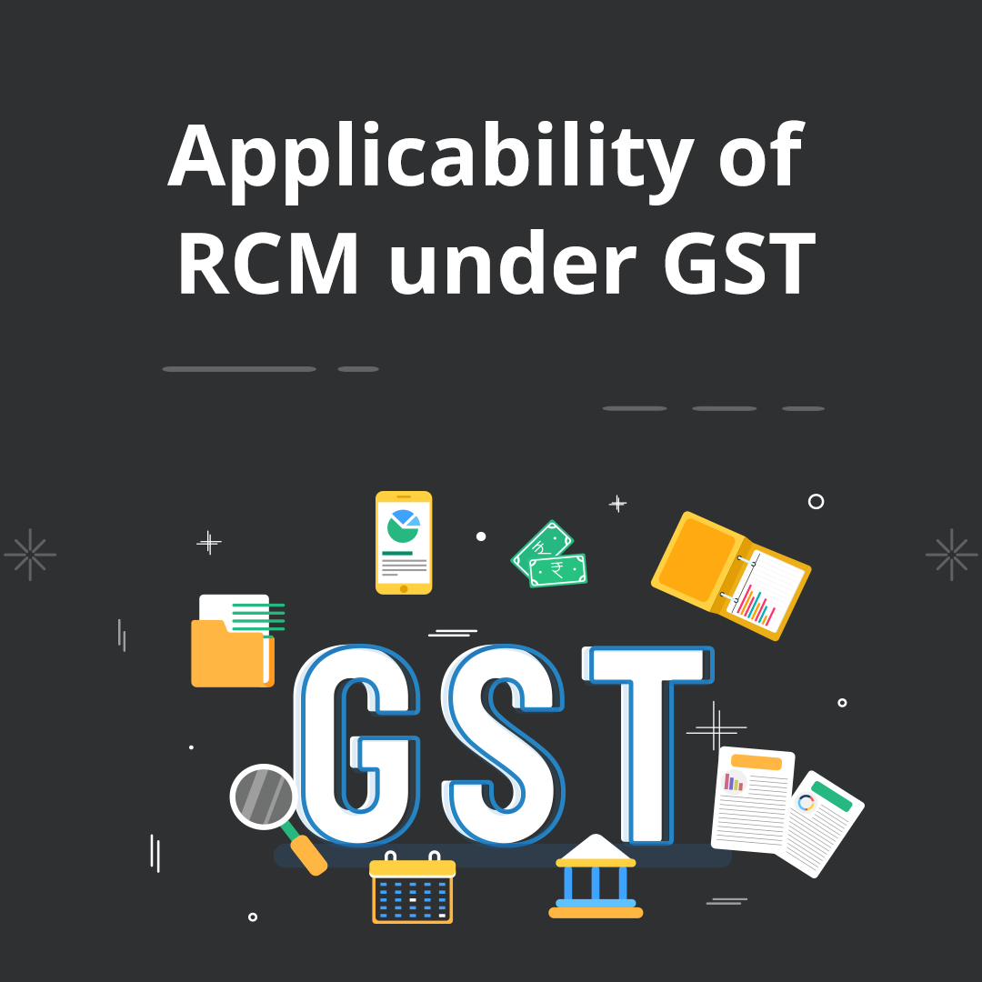 RCM under GST