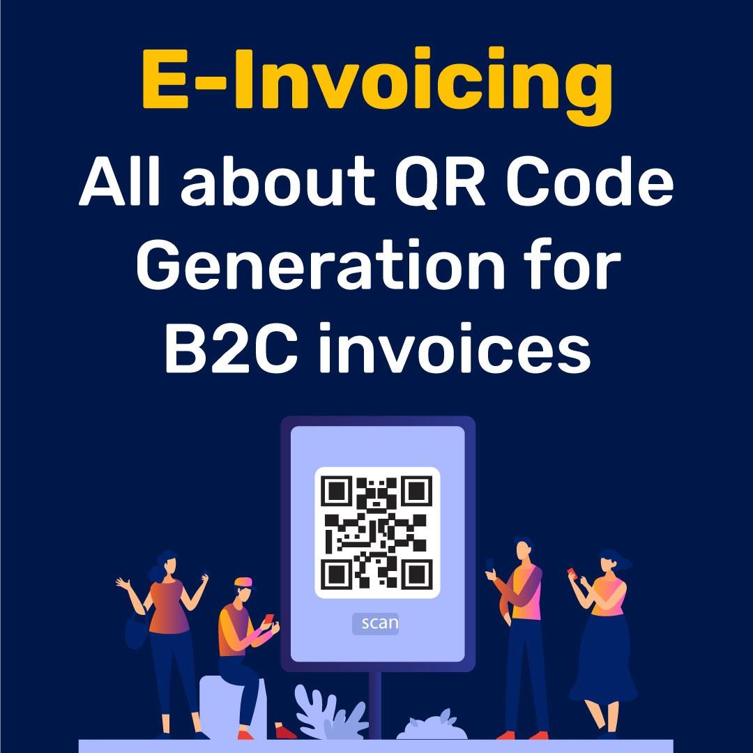 einvoicing b2c transactions