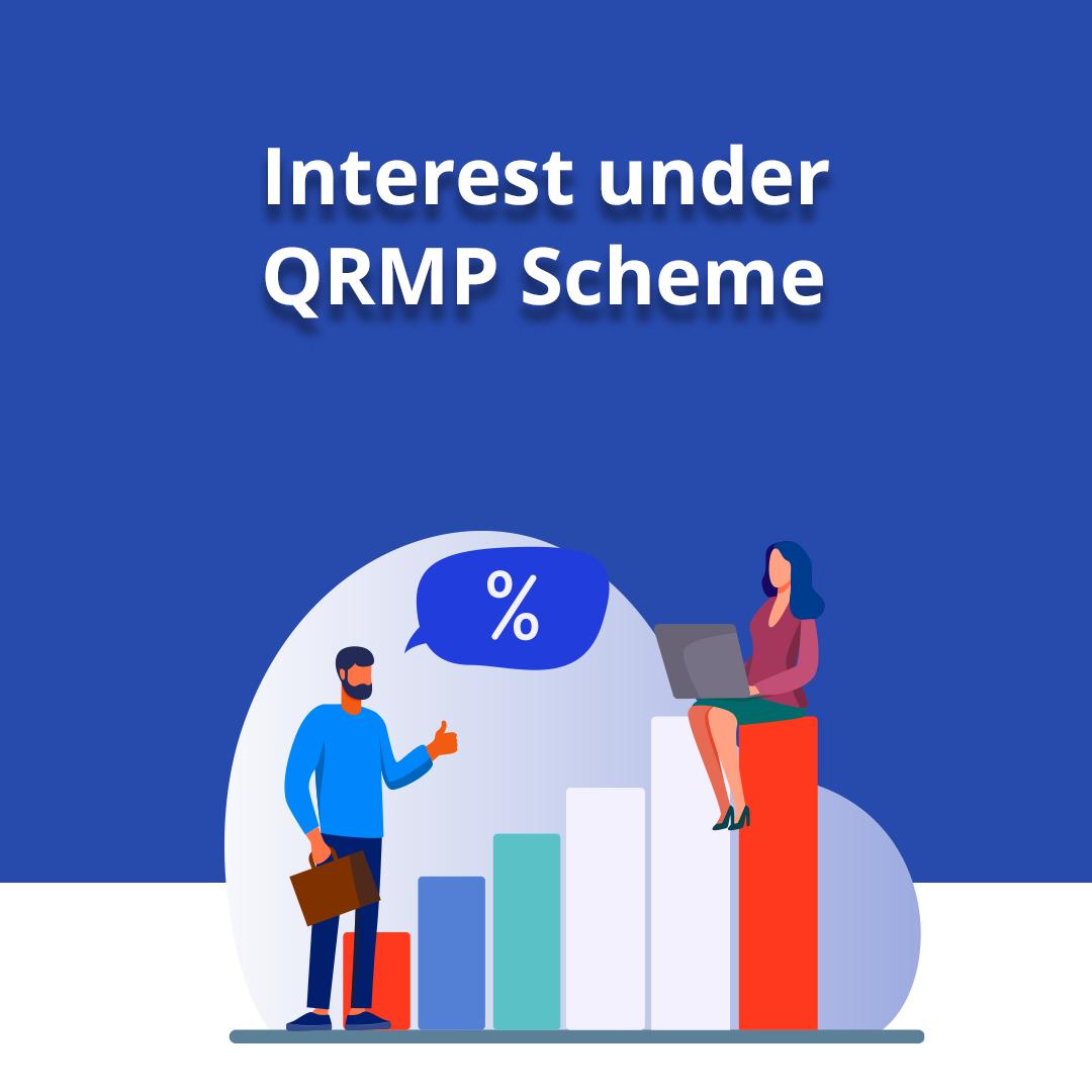 interest under GST QRMP scheme