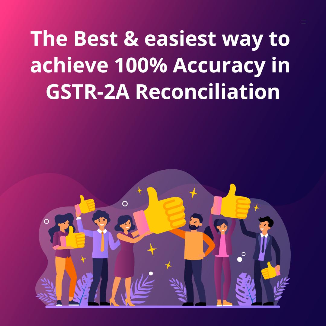 gstr 2a reconciliation tool