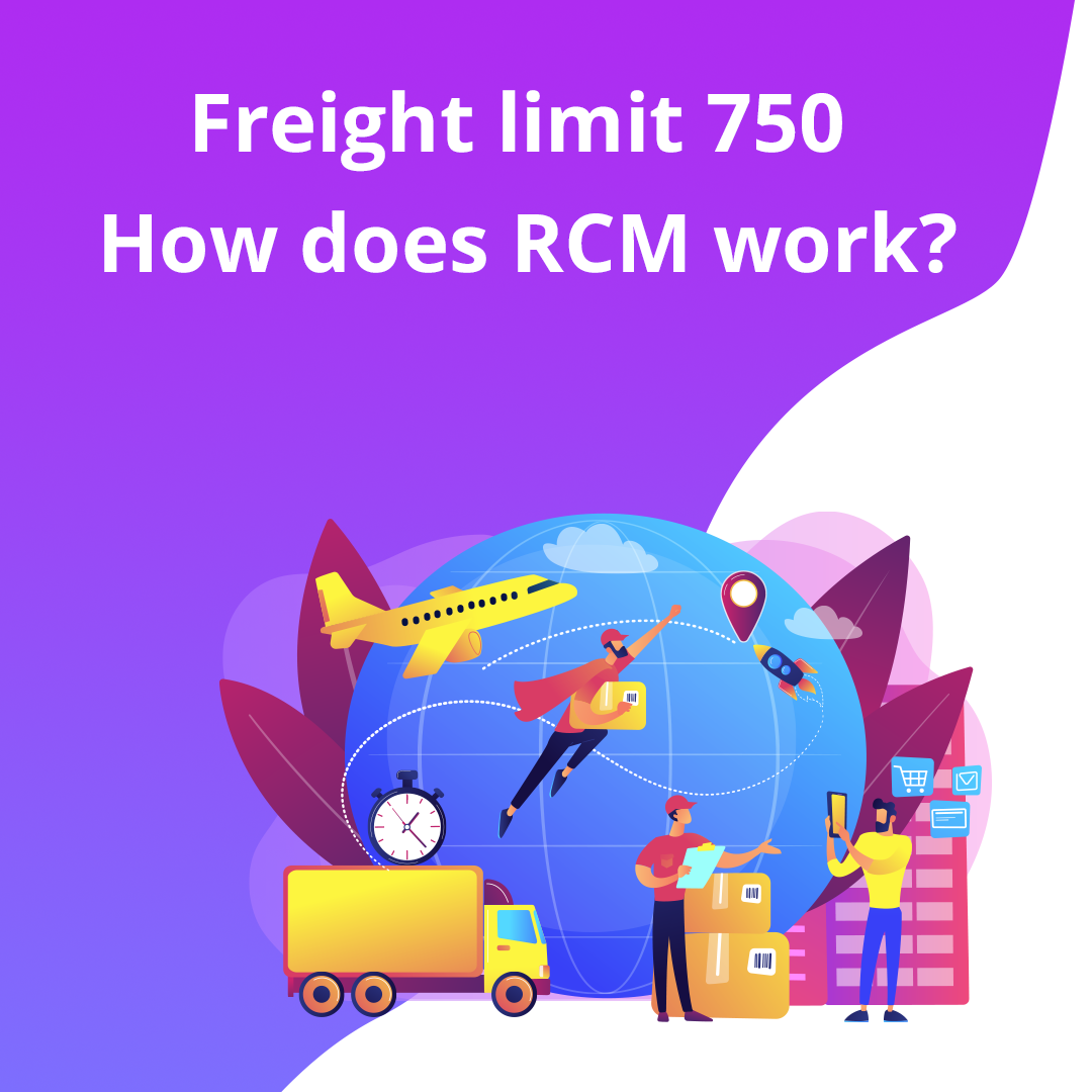 reverse charge mechanism freight limit