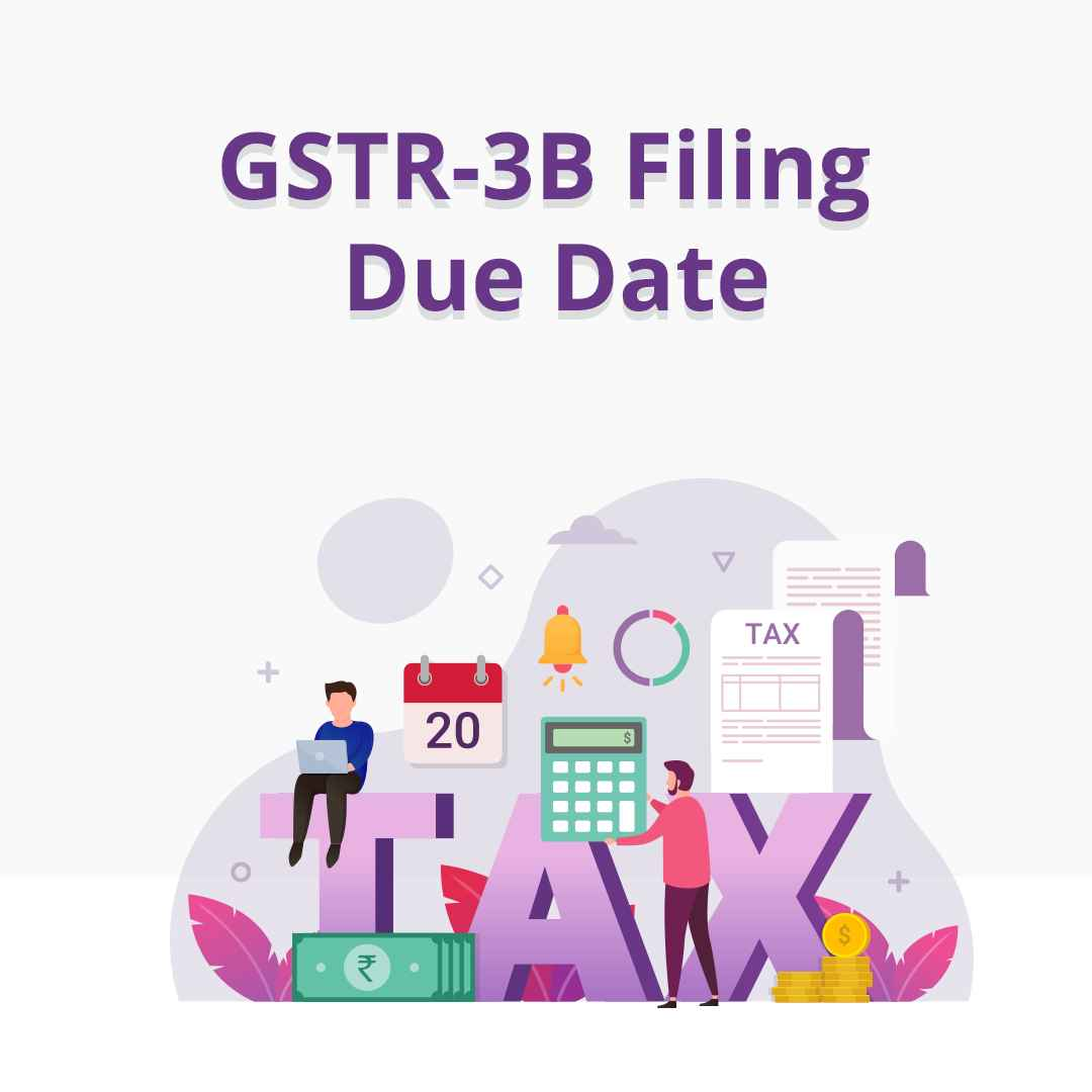 GSTR-3B due date