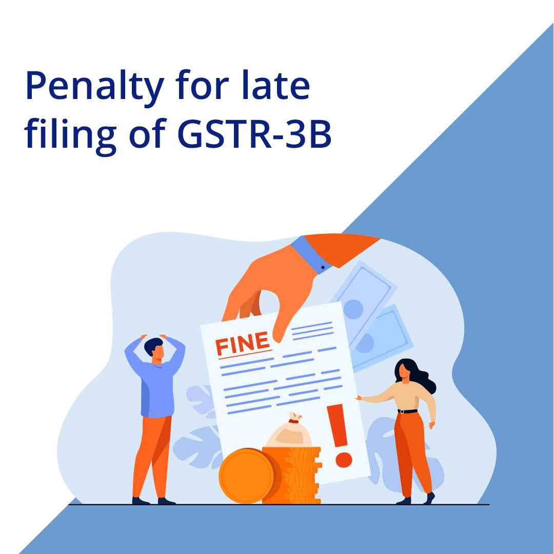 GSTR-3B Penalty