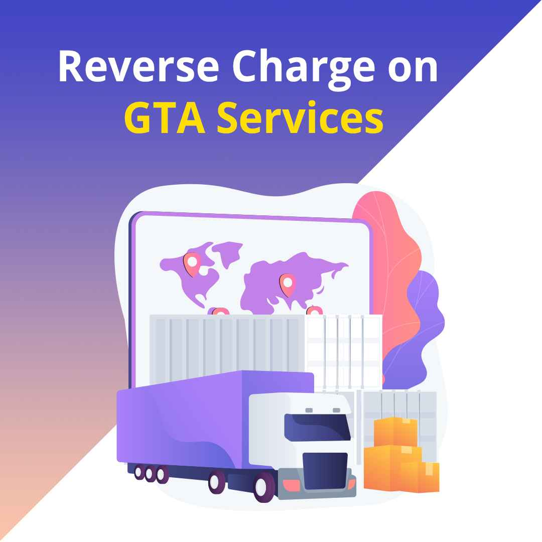 reverse charge on GTA Services