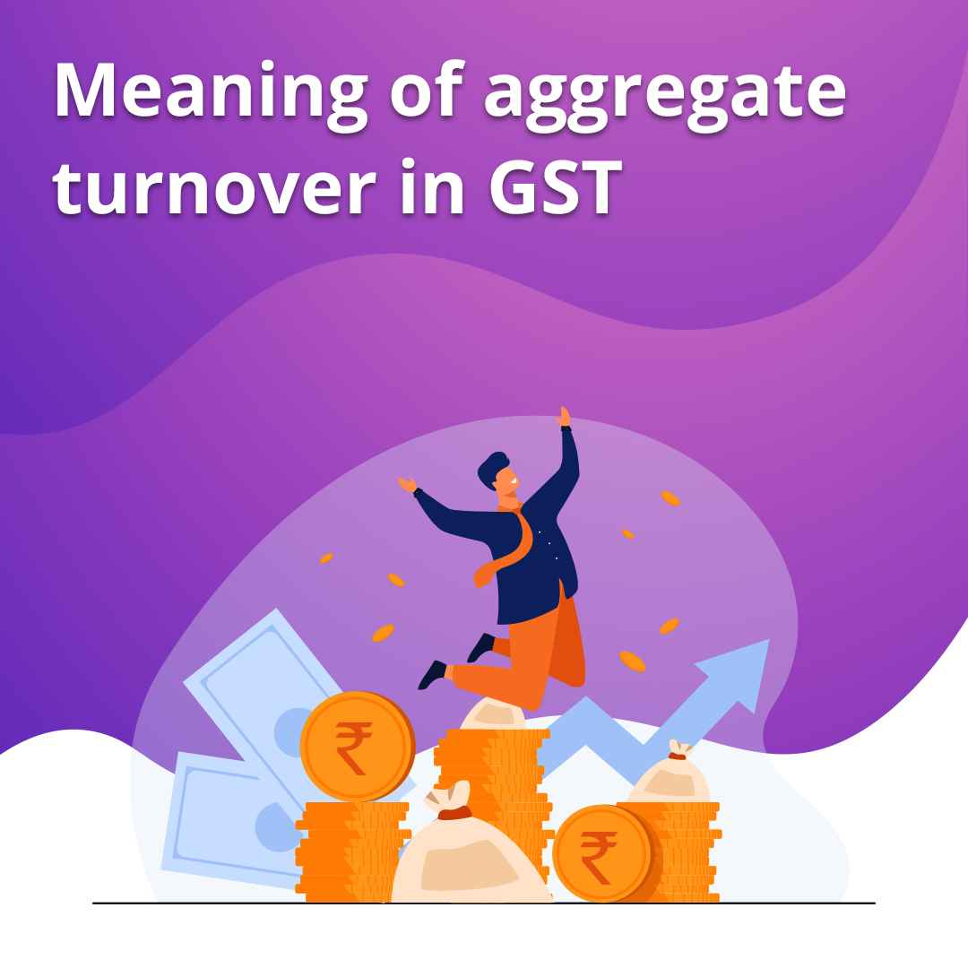 Turnover under GST