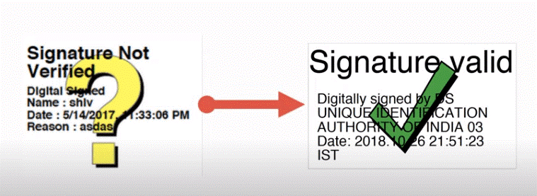 digital signature software